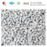 High quality, low price white PVC raw material price for pvc pipe and trunking