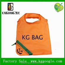 Newest foldable nylon bag fruit shopping bags foldable shopping bag