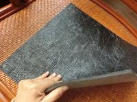 heat resistant ceiling waterproof material/bitumen waterproof membrane