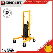 Hot! Sinolift DT400B pernas ajustáveis hidráulico tambor levantador