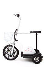 CE approved zappy scooter 3 wheel electric scooter, ES-064
