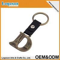 Newest promotion Souvenir Paris key chain holder