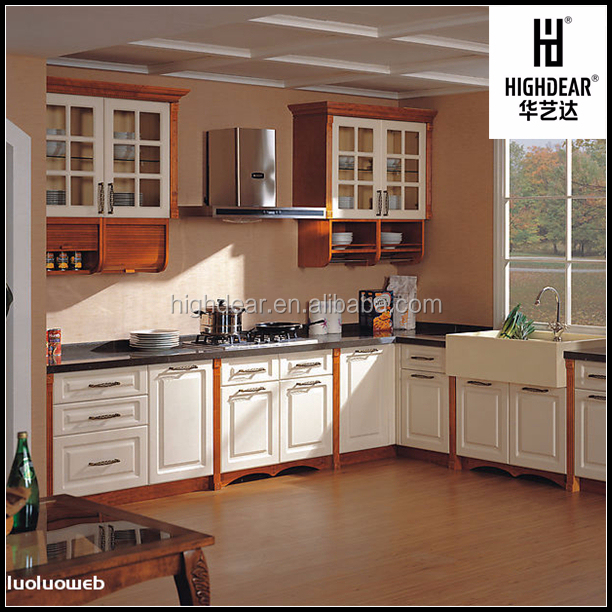 Mdf Wood Kitchen Cabinets: No Formaldehyde Release Kitchen Cabinet Mdf Board/solid