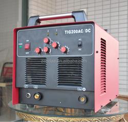 ac dc aluminum welding machine 200 inverter tig