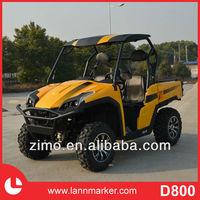 800cc all terrain utility vehicle