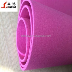 compression molded tpe yoga mat China waterproof