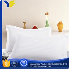 decorative hot sale oblong brand logo pillow