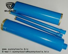 Diamond Core Drill Bit for Reinforced Concrete and Brick Wall