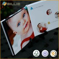 Relaxing Buying Experience Cardboard Photo Book