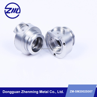 metal turning part digital camera spare parts cnc milling machine part