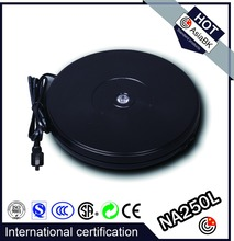 Asia product Daniel certificate revolving turntable display supplier for car/person/mannequin
