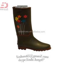 Rubber Duck Black Neoprene Boots
