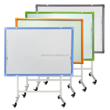 Riotouch 2/10 points IR touching digital smart board in education and business