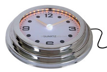 hot sale wall clock with LED