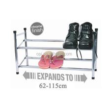 2015 hot selling simple design assemble shoe rack