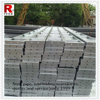 Scaffolding catwalk steel plank for construction