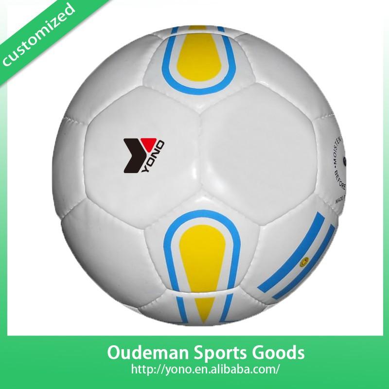 Tamanho 2 mini bola de futebol 2015 eva/pu/pvc/tpu ynso- 070 infláveis bola de futebol tecido lotes