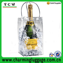 pvc wine cooler bag,beer bag
