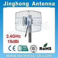 Grid IEEE 802.11g Antenna,N Female,15dBi 2.4GHz Wirelesslan Networks