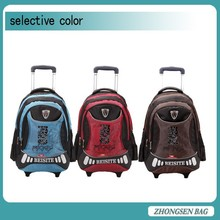 High Quality Backpack Concise Tactical New Style Trolley Laptop Bag