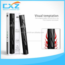 Fashionable no wick super slim 1300 puffs disposable e cigarette wholesale