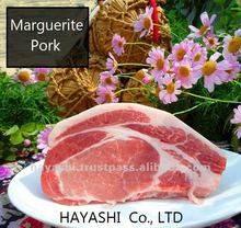 Of meat at the meat processing plant recommended Marguerite pork