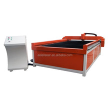 Lowest cost laser cutter manual metal AOL1300*2500mm for distributor wanted