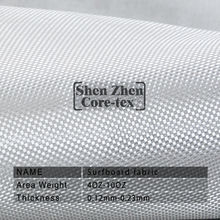 e glass plain surf board cloth clear s glass