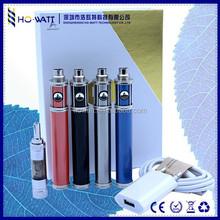 E-fine plus e cigarette good taste big amount smoke electronic cigarette vaporizer cartridge empty