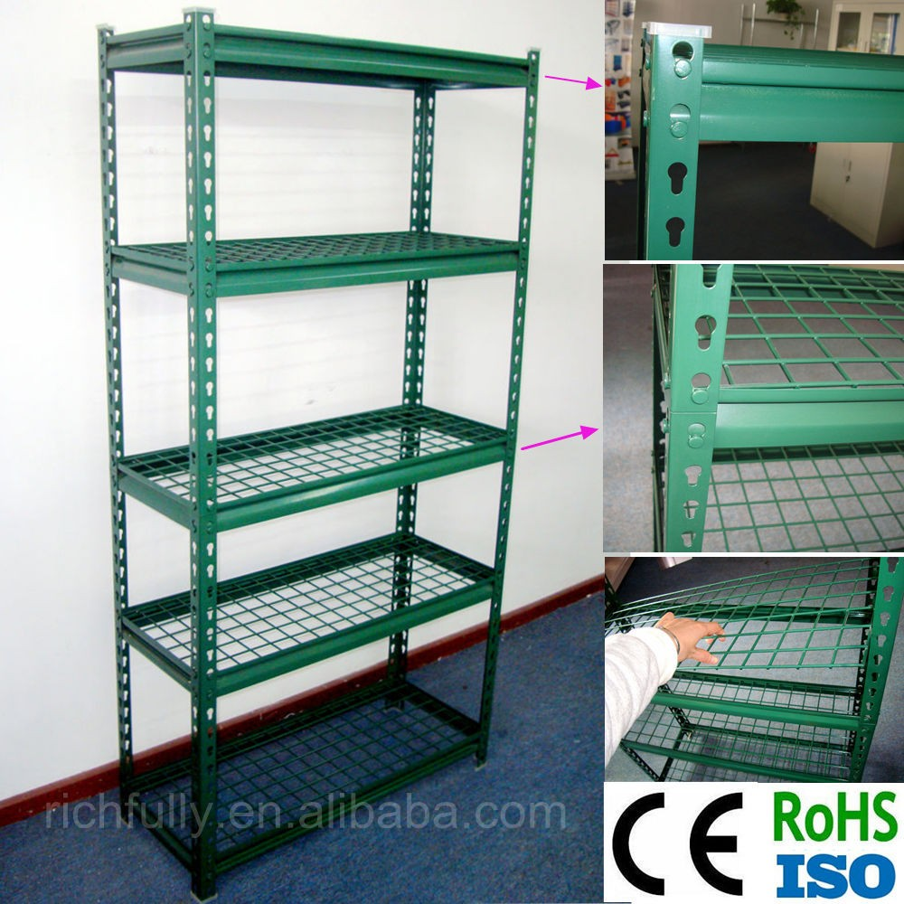 Low Price Wire Mesh Iron Rack For Warehouse/office/home - Buy Iron ...
