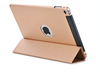 PU leather hole case For Ipad Air , for ipad air case with hole