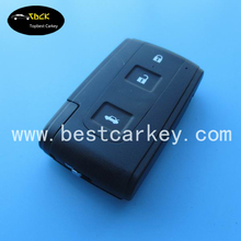 Topbest car remote key cover TOY43 for toyota crown smart key remote