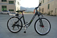 china electric bicycle frame, battery for electric bike