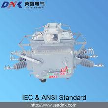 AC High Voltage SF6 Vacuum Circuit Breaker