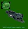 night vision scope, High resolution Gen 1+ Image Intensifier tube, tactical riflescope