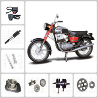 HOT SALE !! Motorcycle de motos engine body parts for jawa