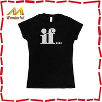 Women's Soft T-shirts, Made of 100% Cotton. Your Logo and Brand Name Can Be Put on
