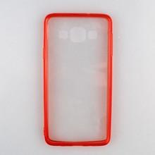Fashion ultra thin pc case for Samsung galaxy A3 tpu bumper case