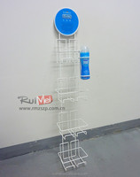 Personal care & contraception product durex hanging wire display