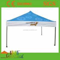 Model 3x3 folding tent canopy /metal pop up tent/folding canopy shelter shelter,easy up