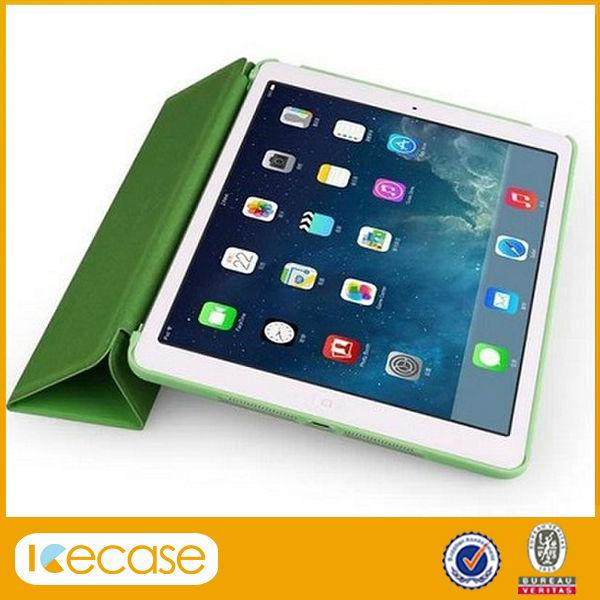 hot selling for ipad mini case leather cover, for ipad mini smart cover