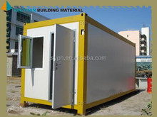 Simple and Luxury Mutil-purposed Cheap Module Prefabricated Container House