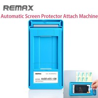 Wholesale Checkout REMAX Automatic Screen Protector Attach Machine For Smartphone Up To 5.8 inch