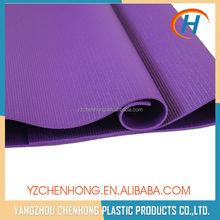 2015 natural yoga mat, hot sale yoga mat gymnastics mat folding