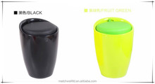 Storage ABS bar stool Abs Bar Stool abs bar stool box in various color