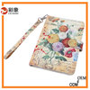 Hybrid smart cover wallet stand flip pu leather case for ipad air 5