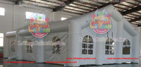 2014 new inflatable event tents,PVC inflatable event marquee tents, outdoor inflatable event tents LY-T49