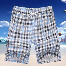 Europe leisure style 100% cotton mens shorts