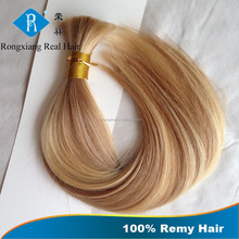 Good Feedback Private Label Best Quality No Tangle Full Cuticle remy human hair