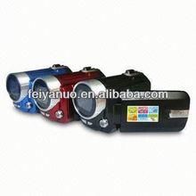 china digital camera16.0 mega pixels digital camera with dual display waterproof camera lithium battery